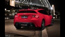 Toyota GT 86 Shooting Brake Concept