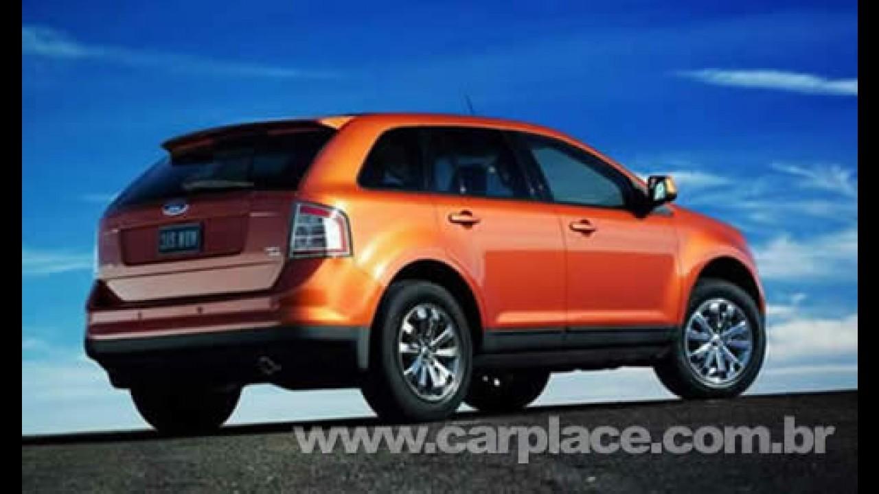 Novo Crossover Ford Edge chegará ao Brasil em dezembro por R$ 149 mil