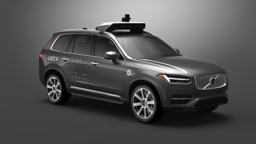 Volvo et Uber - Le partenariat est validé