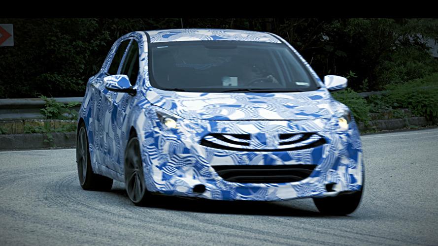 VIDÉO - Un nouveau teaser haut en couleur pour la Hyundai i30 N