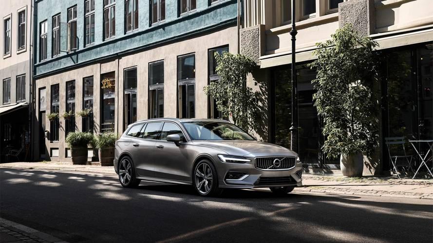 Volvo V60 Cross Country'nin gelişi doğrulandı