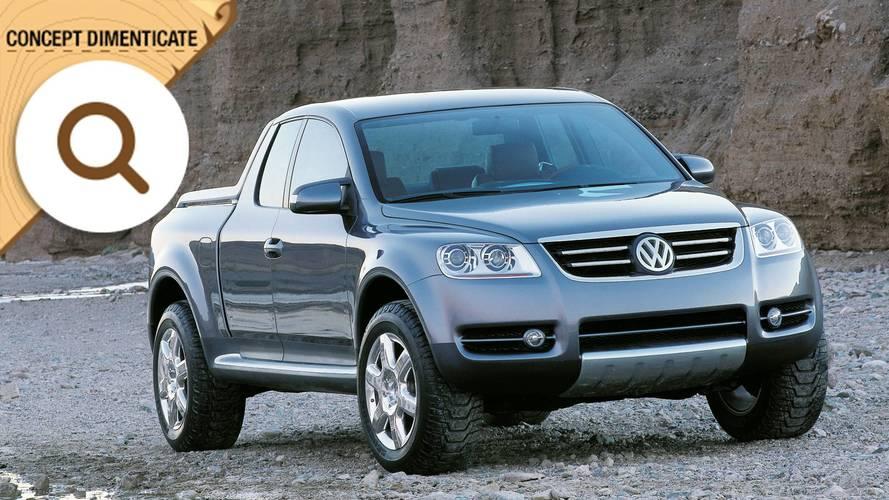 Volkswagen AAC, il pick-up con la faccia da SUV
