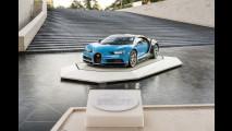 Bugatti Chiron, un premio per lo stile a Parigi