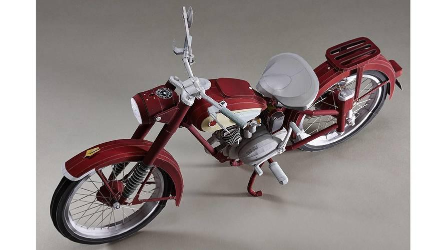 Stop The Presses - Yamaha Drops New Paper YA-1 Model