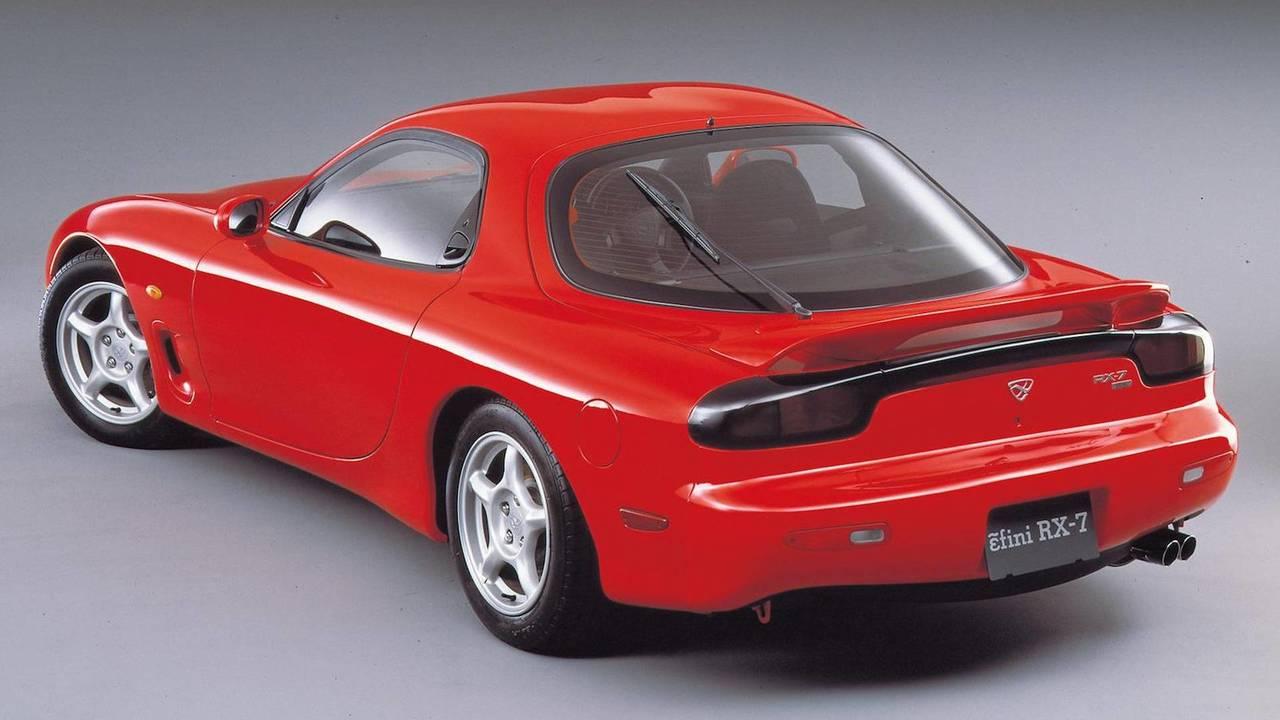 Mazda Efini RX-7 Type RZ (FD)