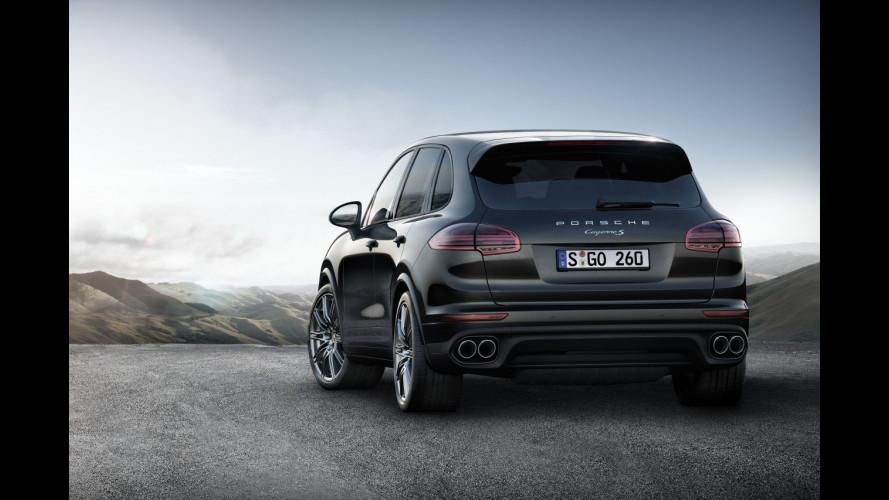 Porsche Cayenne Platinum Edition, allestita da sportiva