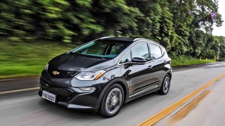 GM terá dois SUV elétricos baseados na plataforma do Bolt