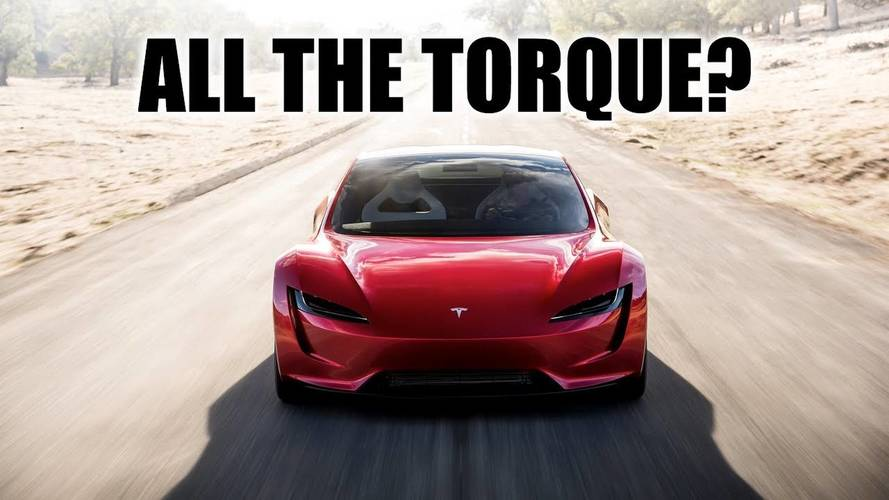 Tesla Roadster's 10,000-Nm Torque Figure May Be A Bit Overstated