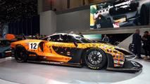 McLaren Senna GTR concept at the 2018 Geneva Motor Show