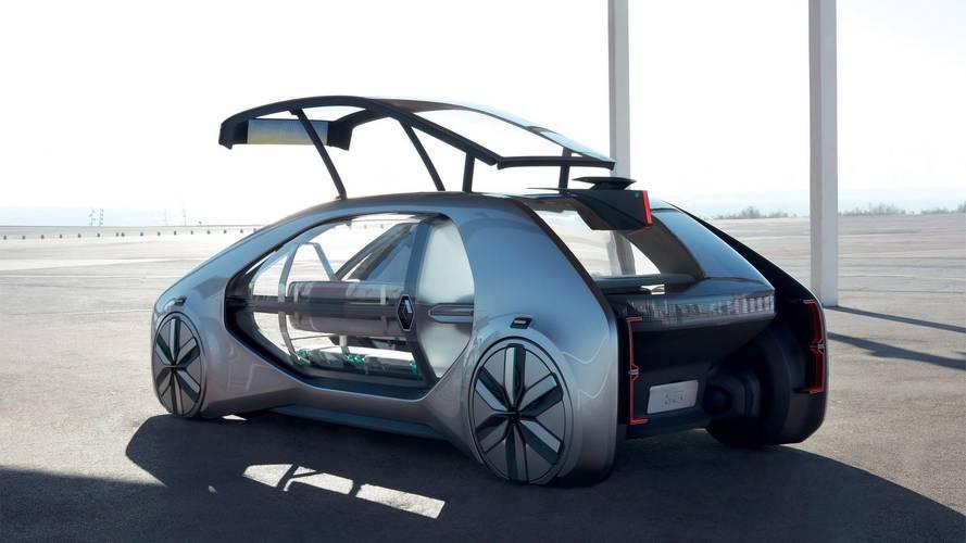 Renault EZ-GO, l'auto-bus per le città del futuro