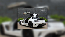 Satılık Mercedes SLS Black Series