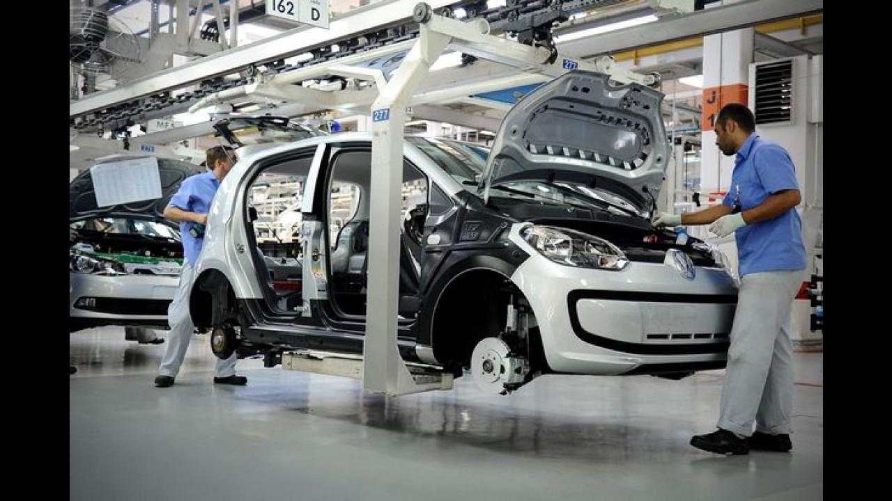 VW garante investimento de R$ 10 bilhões no Brasil apesar do dieselgate