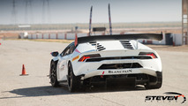 Steven Aghakhani en Global Time Attack