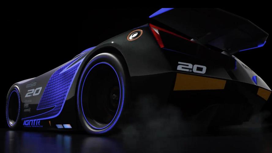 Cars 3'ün iki yeni karakteri tanıtıldı