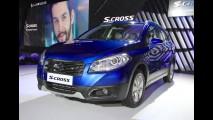 Com vendas mornas no Brasil, S-Cross faz sucesso antes da estreia na Índia