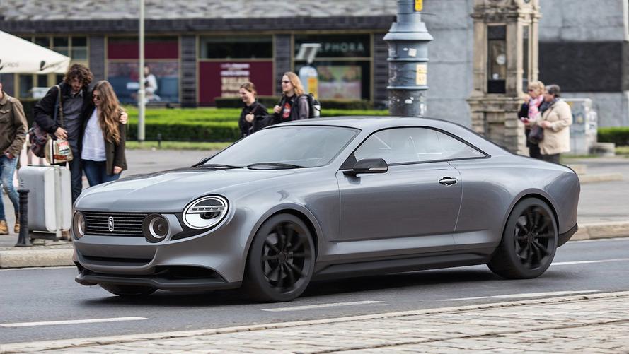 Torino 380 concept - Venue tout droit d'Argentine
