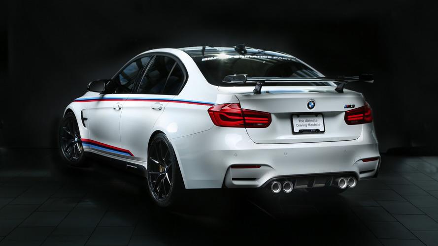 BMW, SEMA'da sergileyeceği M Performance modellerini sergiledi