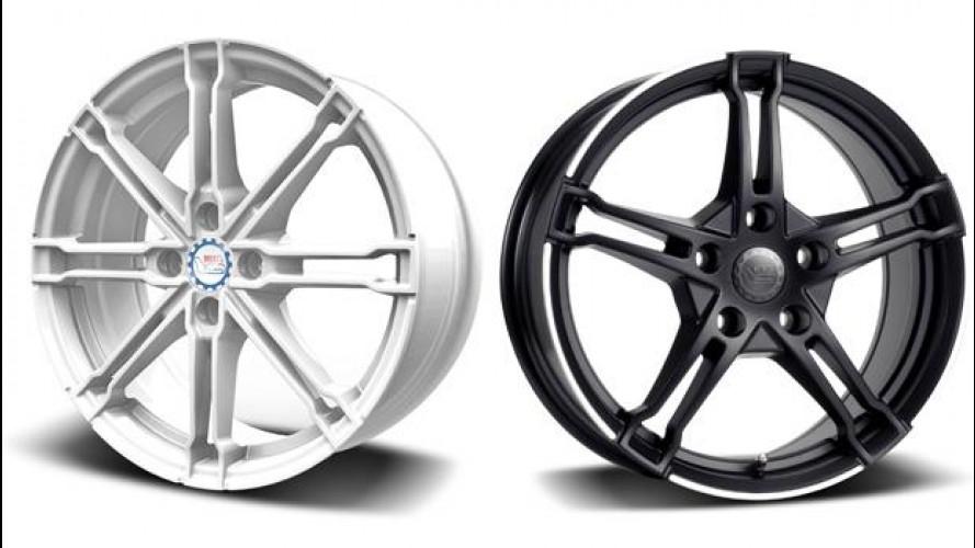 Monza Wheels presenta i cerchi