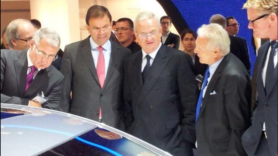 Salone di Francoforte: Winterkorn-Hyundai, attrazione fatale anche per la i10