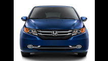 Honda Odyssey 2014: la monovolume con l'aspirapolvere