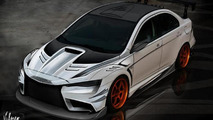 Mitsubishi EVO X Vilner Limited Edition