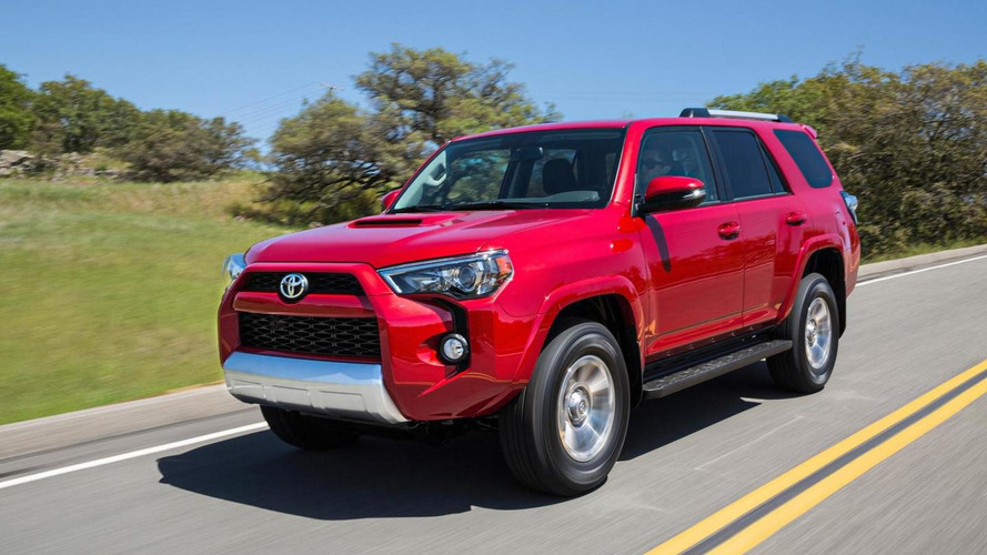 2014 Toyota 4Runner pricing announced (US)