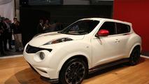2013 U.S.-spec Nissan Juke Nismo showcased in Chicago 07.02.2013