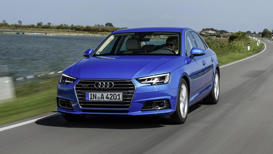2017 Audi A4 won't have a diesel engine in the U.S.