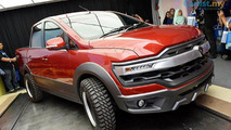 Proton reveals cool pickup concept at Alami Proton Carnival 2015
