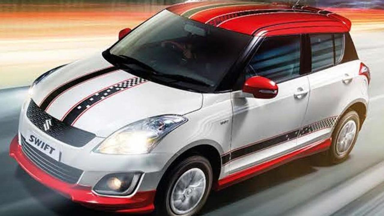 Suzuki Swift Glory special edition