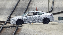 2016 Honda Civic Coupe spy photo