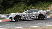 2016 Jaguar F-Type SVR spy photo