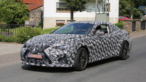 2015 Lexus IS F Coupe spy photo 15.7.2013