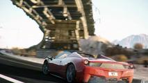 Ferrari's return for Need for Speed: Rivals is wallpaper heaven