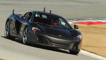 McLaren 650S at Laguna Seca