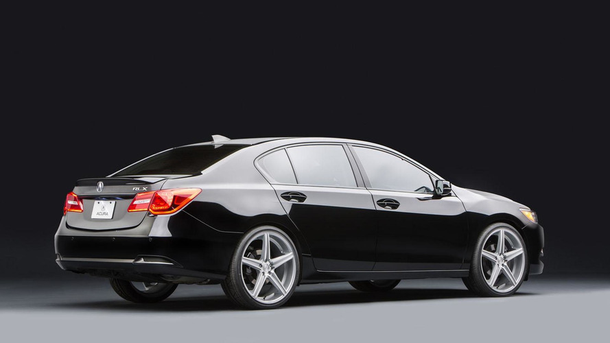 Acura shows off three models for SEMA