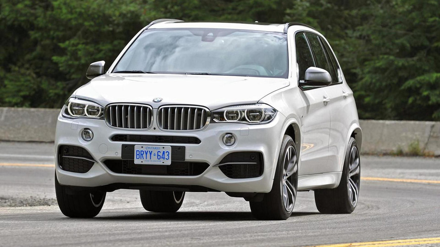 2014 BMW X5 M50d launched