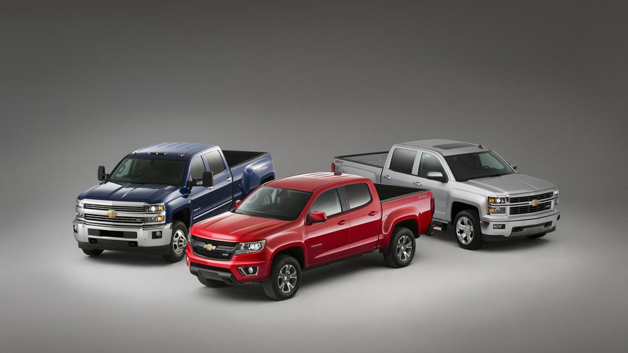 2015 Chevrolet Colorado unveiled, promises to redefine the mid-size truck