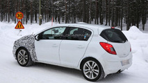2014 / 2015 Opel Corsa spy photo