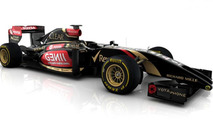 Lotus E22 2014 Formula 1 race car
