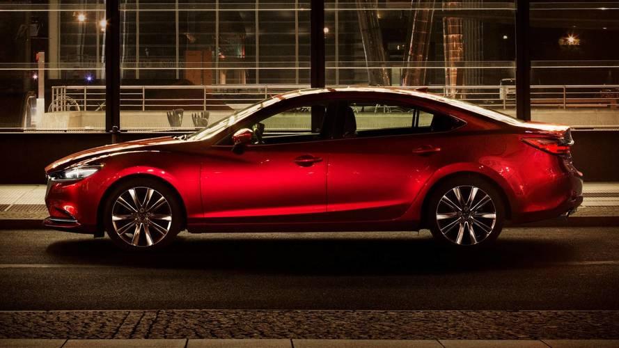 Mazda6 karşılaştırma