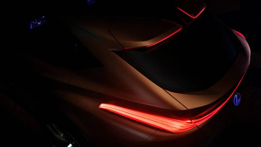 Lexus gives glimpse of flagship LF-1 SUV