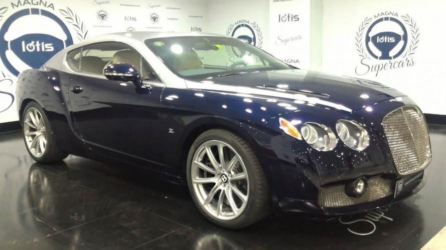 Bentley Continental GTZ, in vendita la fuoriserie di Zagato