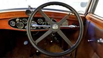 1932 Skoda 860 direksiyon simidi
