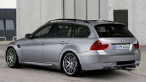 BMW M3 Wagon (E91) Computer Rendering