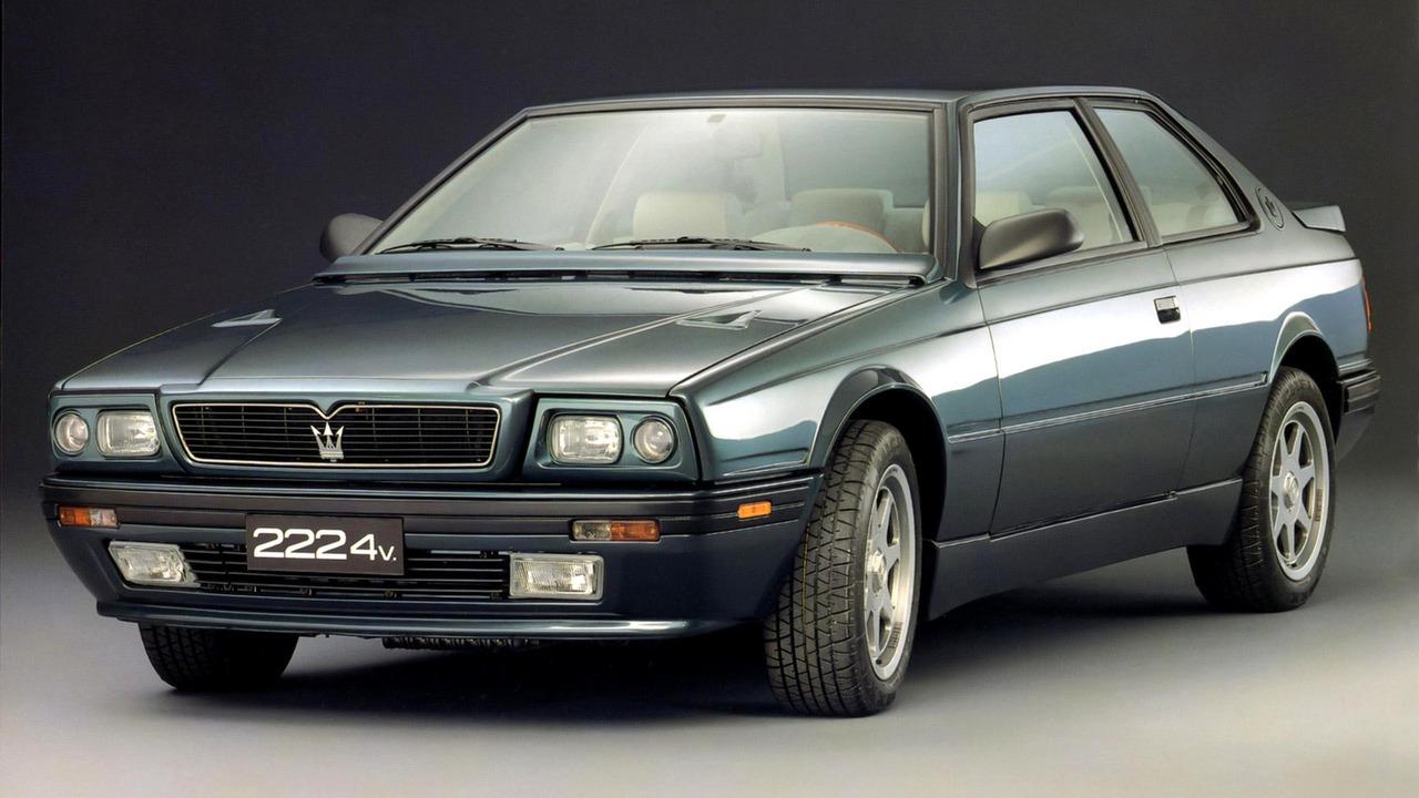 Maserati Biturbo Coupe