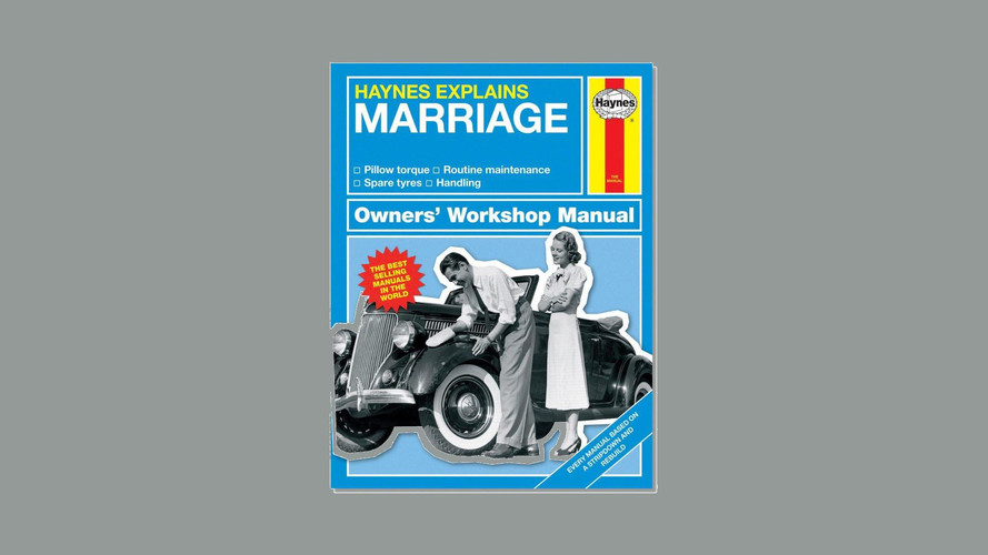 Iconic Haynes Workshop Manual Will Mend Your Marriage