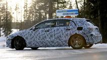 2018 Mercedes A Serisi Yeni Casus Fotoğrafları