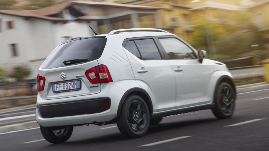 Suzuki Ignis 2017