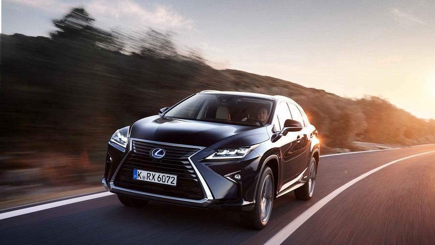 2017 Lexus RX Review